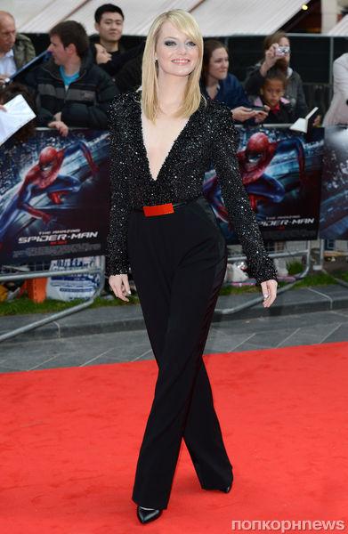 Премьера фильма «Новый Человек-паук» в Лондоне