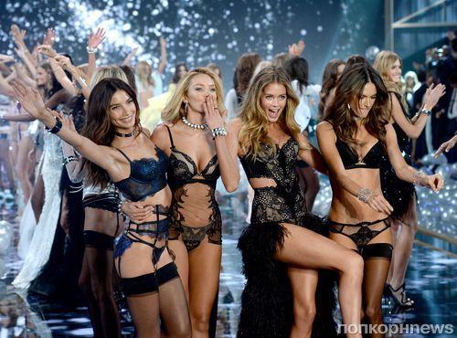������ ����� Victoria's Secret 2014. ����� 2