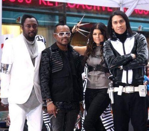 The Black Eyed Peas отправляются в мировое турне