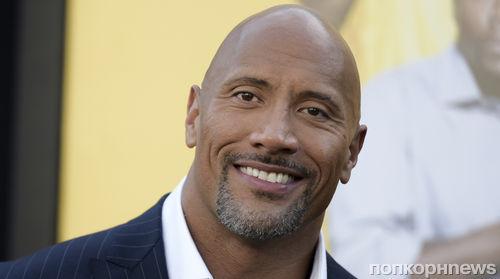 Дуэйн Джонсон получит звезду на Аллее славы в Голливуде