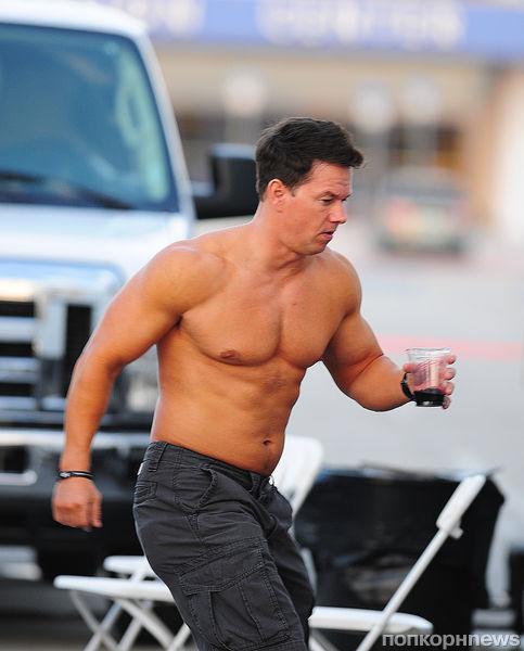 Марк Уолберг не принимает стероиды