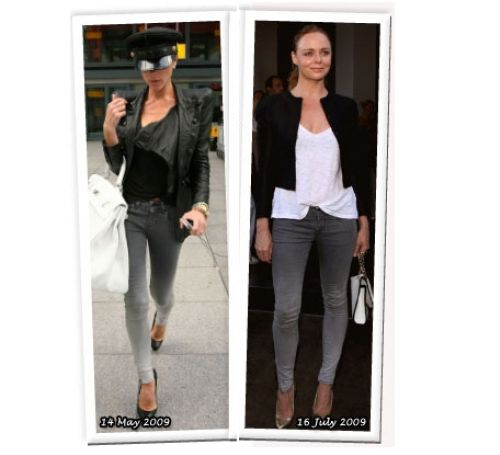 Fashion battle: Виктория Бэкхем и Стелла МакКартни?