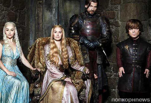 Джордж Р. Мартин: смерти в 5 сезоне «Игры престолов» шокируют тех, кто читал книги