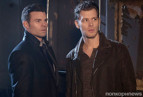 CW продлил сериал «Древние» на 5 сезон