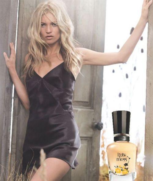 Новый парфюм от Кейт Мосс