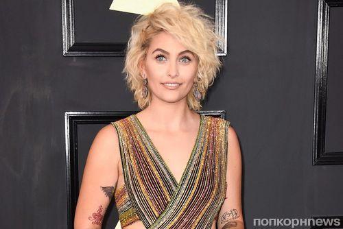 Дочь Майкла Джексона стала лицом Calvin Klein