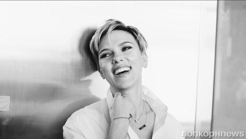 Скарлетт Йоханссон снялась для Playboy (март-апрель 2017)