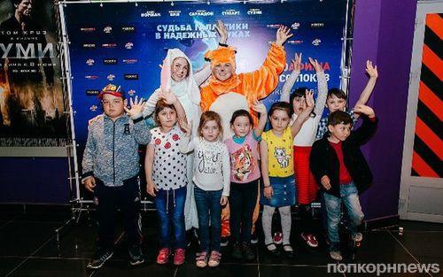 «Киноафиша» провела пресс-показ мультфильма «Спарк. Герой Вселенной» в четырех городах России