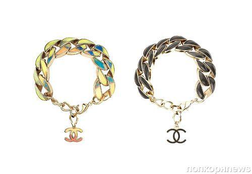 Коллекция украшений от Chanel. Весна 2012