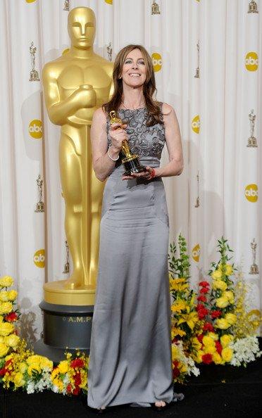 Кэтрин Бигилоу 1-ая женщина-режиссер, выигравшая оскар