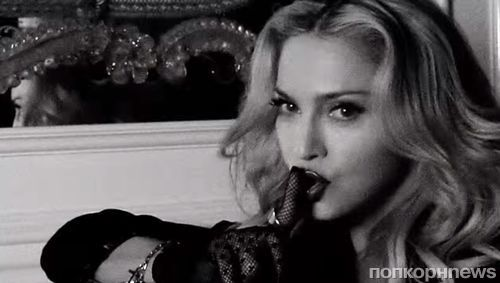 Мадонна в рекламе MDNA Skin