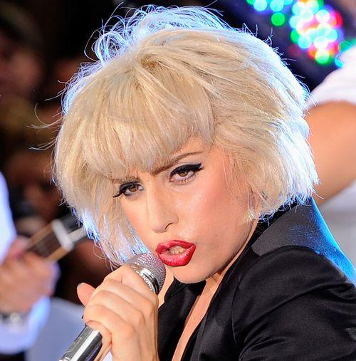 Lady GaGa украла имидж у русской девушки?