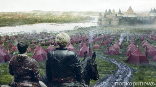 Стало известно, где будут снимать 7 сезон «Игры престолов»
