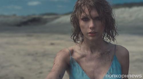Тейлор Свифт представила клип на песню Out of The Woods