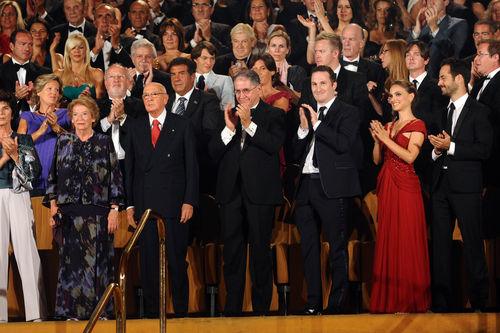 """Открытие 67-го кинофестиваля в Венеции и премьера фильма """"Черный лебедь"""""""