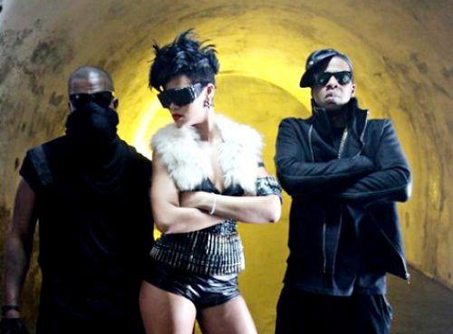 Видео: со съемочной площадки клипа Jay-Z «Run This Town»
