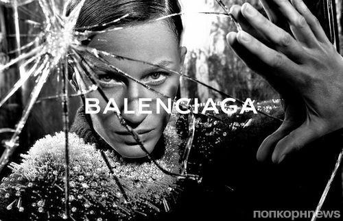 Жизель Бундхен в рекламной кампании Balenciaga. Осень / зима 2014: новые кадры