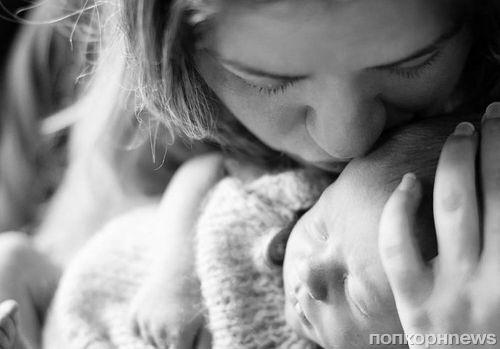 Келли Кларксон показала первое фото новорожденного сына