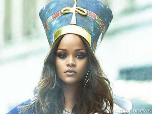 Рианна похвасталась роскошными образами с обложек Vogue Arabia