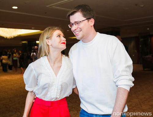 Кристина Асмус и Гарик Харламов мечтают о втором ребенке