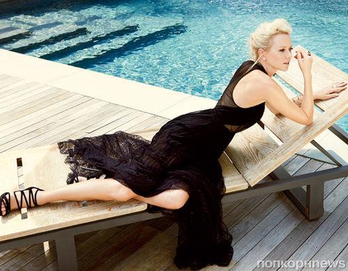 Наоми Уоттс в журнале Hamptons. Сентябрь 2013
