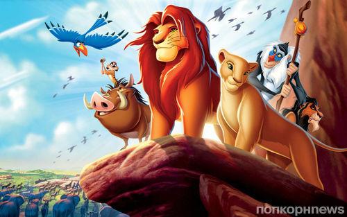Disney снимет ремейк культового мультфильма «Король Лев»