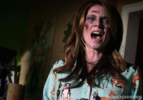 Видео: звезда «Сумерек» Эшли Грин в новой комедии «Моя девушка – зомби»