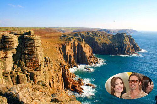 Брэд Питт и Анджелина Джоли проведут свой летний отпуск в Англии