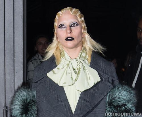 Леди Гага поучаствовала в модном показе Marc Jacobs