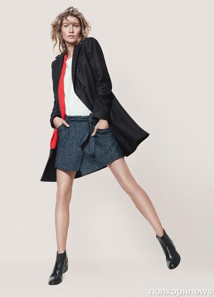 Первый взгляд на Жизель Бундхен в рекламной кампании Esprit. Осень / зима 2012-2013