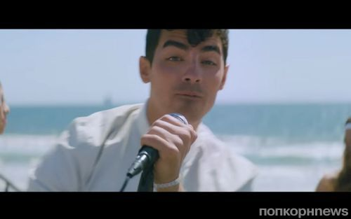 Джо Джонас представил новый клип, снятый под руководством ДжиДжи Хадид