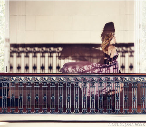 Рекламная кампания Nina Ricci. Весна / лето 2012