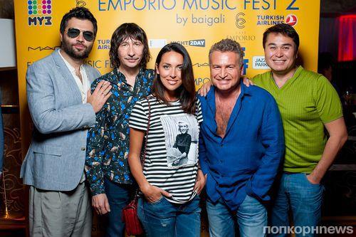В Москве открывается музыкальный фестиваль EMPORIO MUSIC FEST 3
