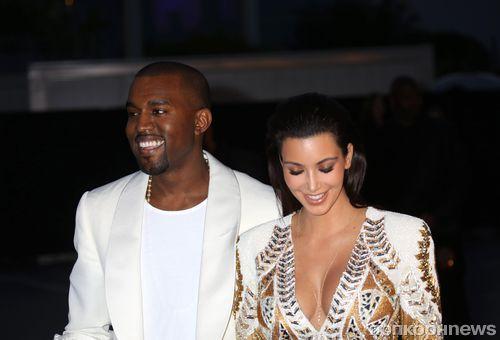 Ким Кардашиан подарила Кани Весту на день рождения Lamborghini