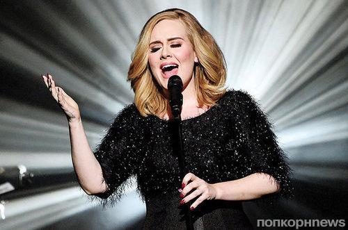 Концертный тур Адель заработал $150 млн за 9 месяцев