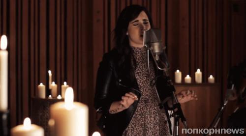 Деми Ловато посвятила песню жертвам трагедии в Сэнди-Хук