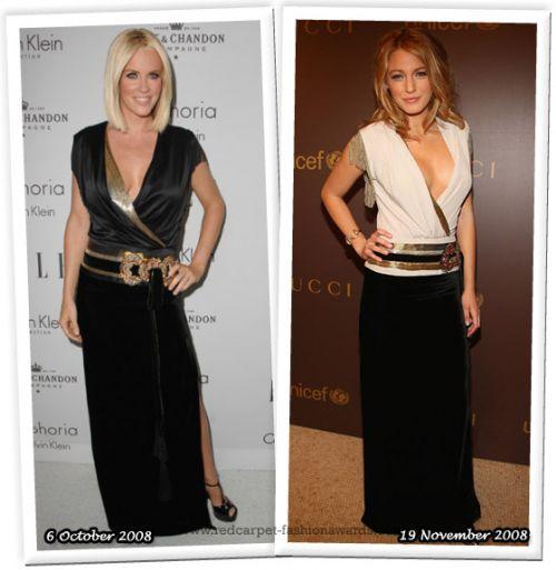 Fashion battle: Дженни МакКарти и Блэйк Лайвли