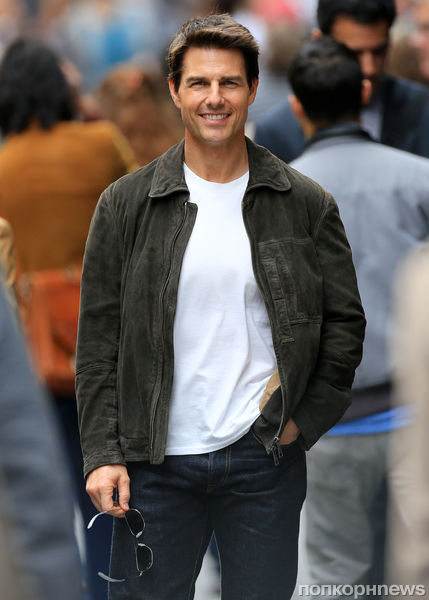 Том Круз похудел от стресса из-за развода