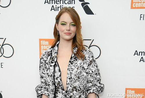 Дженнифер Лоуренс поддержала Эмму Стоун на премьере «Фаворитки»