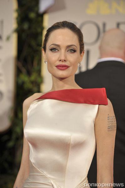 Анджелина Джоли снова ждет ребенка?