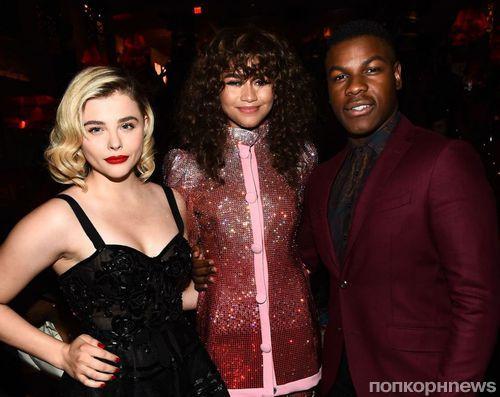Фото: Зендая, Хлоя Морец, Рита Ора и другие звезды на вечеринке Variety Power of Young Hollywood