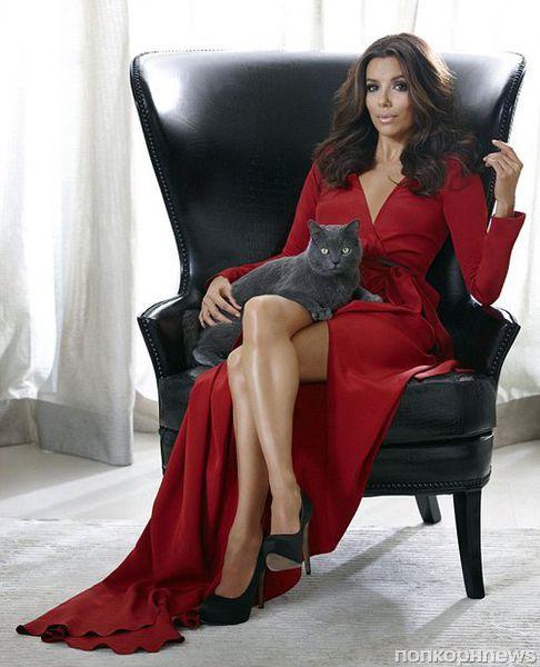 Ева Лонгория в рекламной кампании Sheba