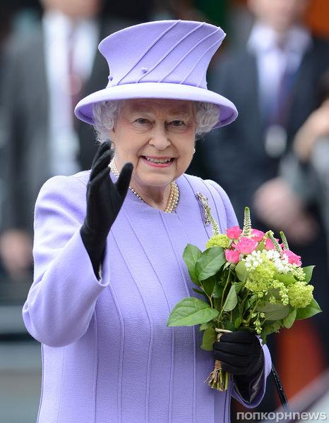 Королева Елизавета II попала в больницу