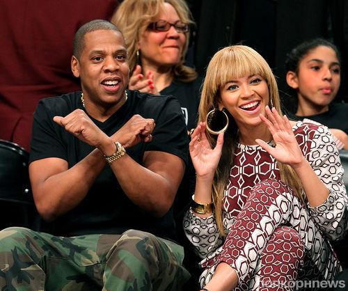 Бейонсе и Jay-Z отметили пятую годовщину свадьбы