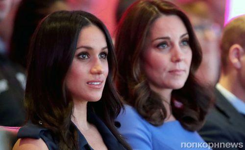 Меган Маркл обошла Кейт Миддлтон и возглавила список самых красивых представительниц королевской семьи