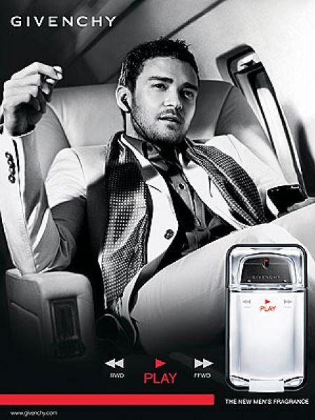 Видео: Джастин Тимберлейк снимается в рекламе Givenchy