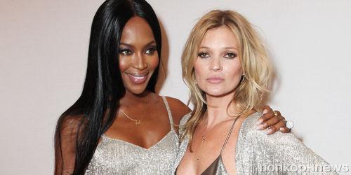 Наоми Кэмпбелл и Кейт Мосс стали редакторами британского Vogue