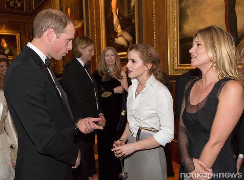 Звезды на благотворительном приеме принца Уильяма