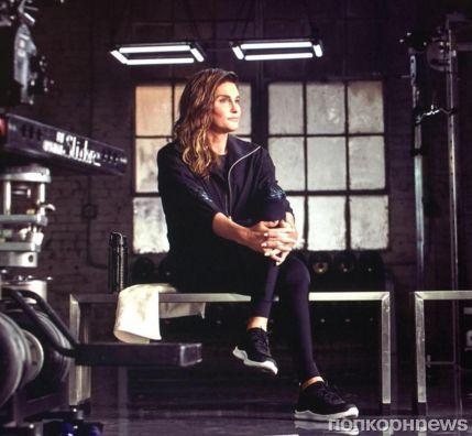 Кейтлин Дженнер снялась в рекламе спортивной коллекции H&M
