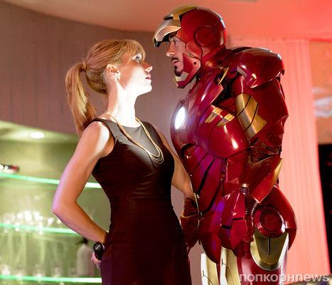 Гвинет Пэлтроу недовольна своим гонораром за съемки в «Железном человеке»